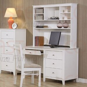 Big Save Clarendon Computer Desk with Hutch By Beachcrest Home