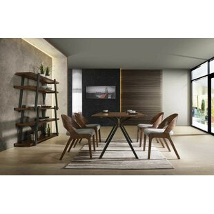 Runyon 5 Piece Dining Set VIG Furniture