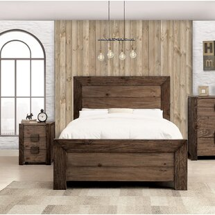 Check Prices Barneveld Panel Bed ByLoon Peak