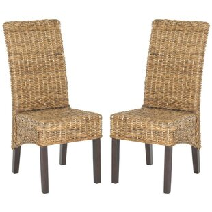 Inexpensive Alaska Side Chair (Set of 2) by Bay Isle Home Reviews (2019) & Buyer's Guide