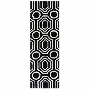 Order Dylan Black Area Rug By angelo:HOME