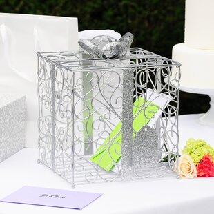 wedding card boxes you ll wayfair