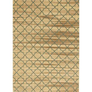 Milne Power Loom Ivory Outdoor Area Rug