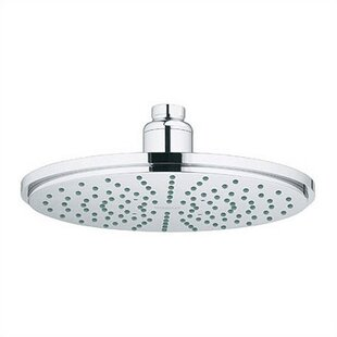 Clearance Rain Shower Head with SpeedClean Nozzles and DreamSpray By Grohe