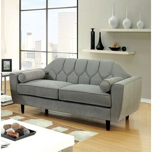 Macaluso Loveseat by Ivy Bronx