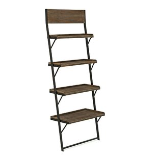 Trisha Yearwood Coffee Talk Leaning Etagere Bookcase