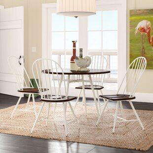 Rio Pinar 5 Piece Dining Set Beachcrest Home