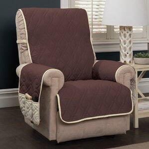 Five Star Box Cushion Armchair Slipcover & Recliner Arm Covers | Wayfair islam-shia.org