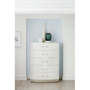 Axiom Tall 5 Drawer Chest