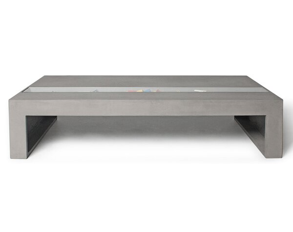 Beau Lyon Beton Zen Coffee Table | Wayfair