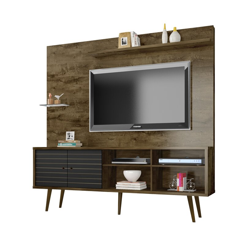 Jabari Entertainment Center For Tvs Up To 55