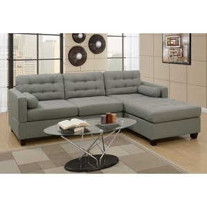 Buckwalter Reversible Sectional by Ivy..