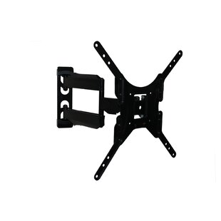 Medium Dual Articulating Arm/Swivel/Tilt Wall Mount for 23