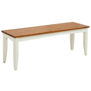 Chasing Traditional Dining Bench by Winston Porter
