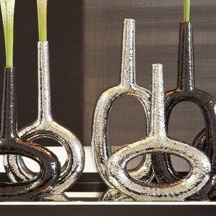 Keyhole Horizontal Vase