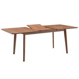 Tahnaout Butterly Leaf Dining Table by Ebern Designs