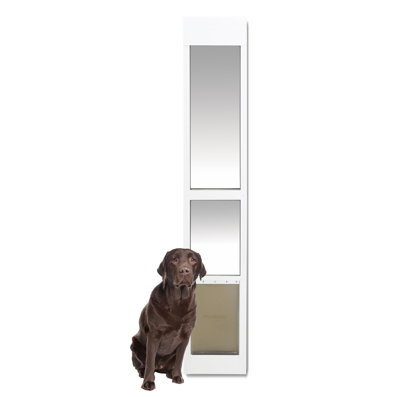 Petsafe Sliding Glass Pet Door Reviews Wayfair