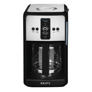 Savoy Turbo Programmable Filter Coffee Machine
