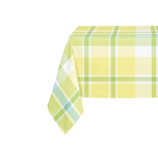 Altha Yellow Table Cloth