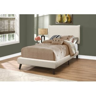 Bentonville Upholstered Panel Bed