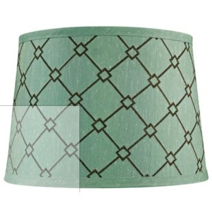 Modified Barrel Hardback Polyester Drum Lamp Shade (Set of 4)