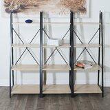 Vardin Etagere Bookcase by Gracie Oaks