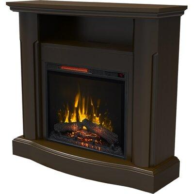 Komodo Compact Electric Fireplace