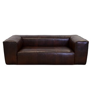 Lawton Leather Sofa