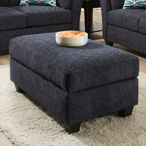 Tully Ottoman by Chelsea Home Furniture