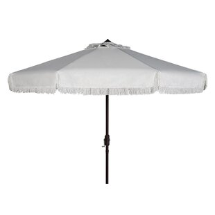 Greenberry 8.5' Drape Umbrella