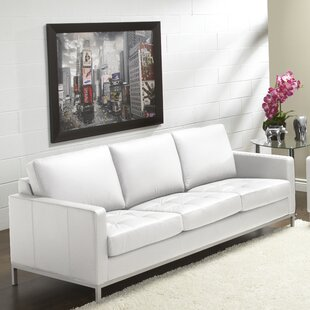 244 Series Regency Leather Sofa Lind Furniture