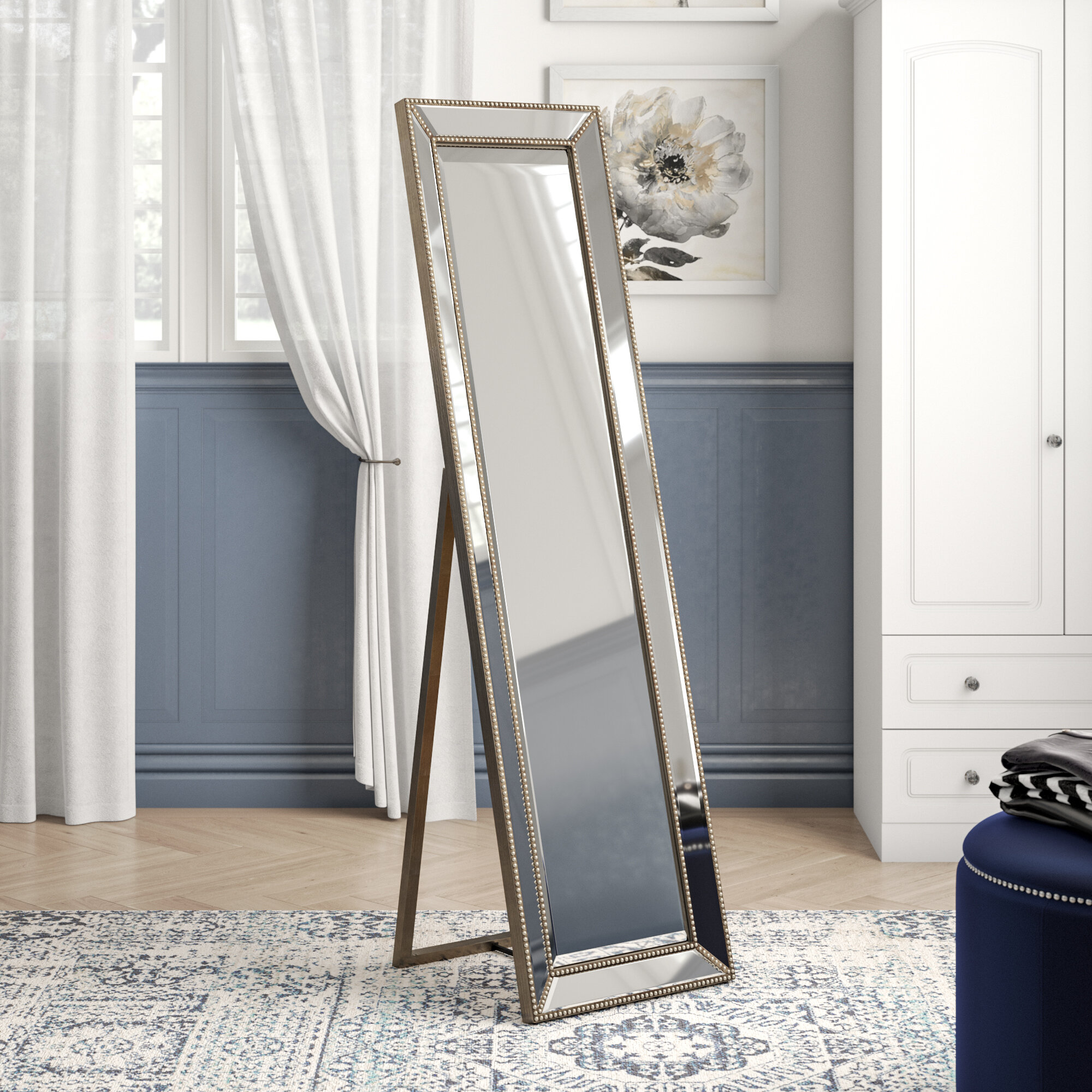 Cheap Beveled Full Length Mirror Furniture Online