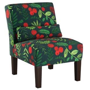 Platea Slipper Chair by August Grove