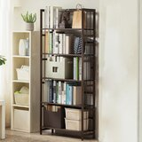 Clif 61'' H x 27'' W Wood Etagere Bookcase by Latitude Run®