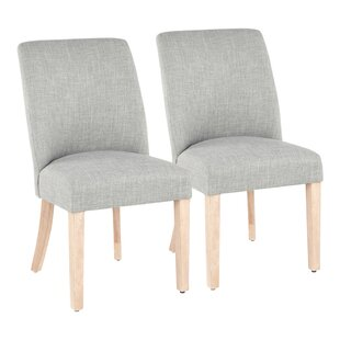 Kinsman Upholstered Dining Chair (Set Of 2) Read Reviews