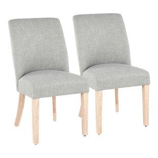 Kinsman Upholstered Dining Chair (Set Of 2) Cool