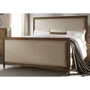 Prestridge Upholstered Bed by One Allium Way