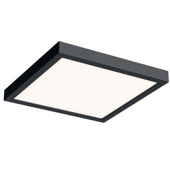 Unique Square Led Flush Mount