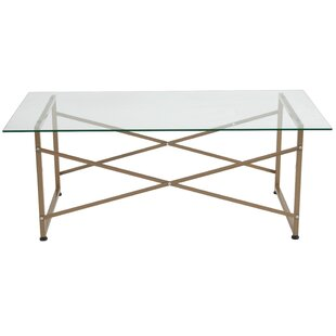 Heins Coffee Table with Tray Top