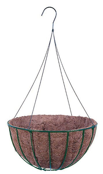 Grow Metal Hanging Planter