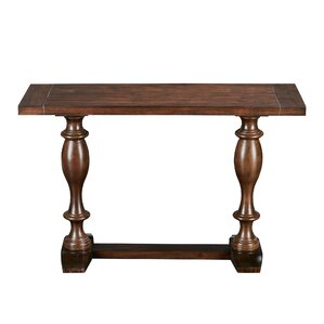Booth Console Table