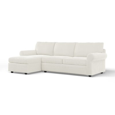 Right Facing White Sectionals You Ll Love In 2019 Wayfair