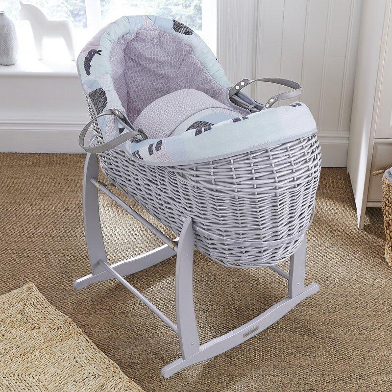 clair de lune babyk rbchen babywiege stanley and pip. Black Bedroom Furniture Sets. Home Design Ideas