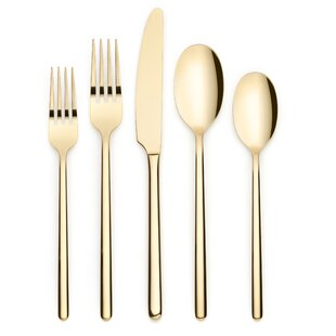 Farrah 20 Piece Flatware Set, Service for 4