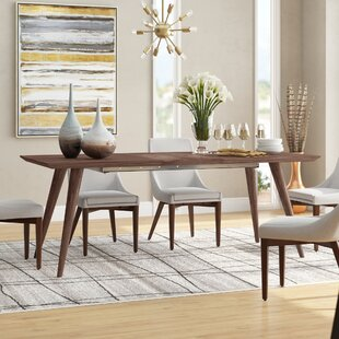 Drye Solid Wood Dining Table