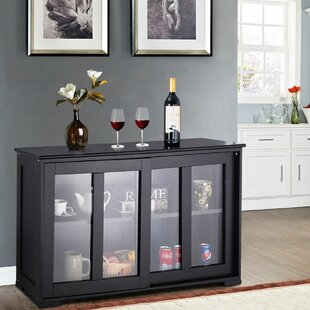 Belpre Sideboard Buffet Table Winston Porter