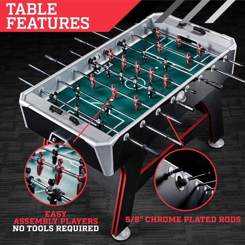 56u0027u0027 Foosball Table