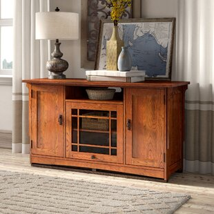 Look for Limon TV Stand for TVs up to 58 by Birch Lane™ Heritage Reviews (2019) & Buyer's Guide