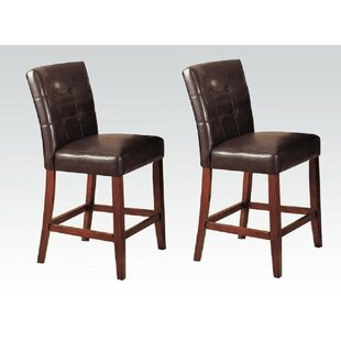 Lovelady 24 Bar Stool (Set of 2)