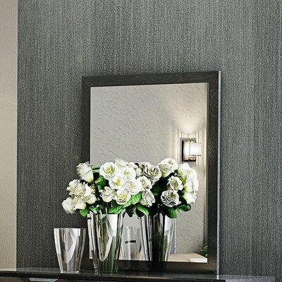 Arushi Rectangular Dresser Mirror Orren Ellis